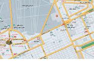 جانمایی پلاک ثبتی با استفاده از نقشه 1:2000 یا UTM2000