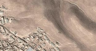 تفسیر عکس هوایی توسط کارشناس رسمی نقشه برداری دادگستری