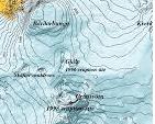 نقشه تپوگرافی جهت تعیین وضعیت ارتفاعی و مسطحاتی