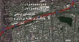 تفسیر عکسهای ماهواره ای