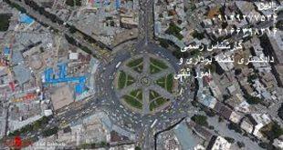 تفسیر عکس هوایی برای تهران