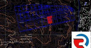 تهیه نقشه جانمایی ثبتی
