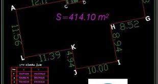 نقشه برداری UTM زمین