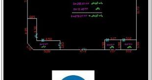 نقشه تفکیک آپارتمان های تهران