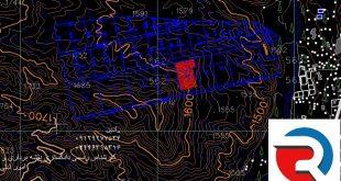 جانمایی ثبتی سند و نقشه یو تی ام