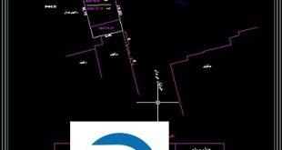 نقشه UTM مناطق 22 گانه
