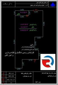 تعیین مساحت برای واحد مسکونی