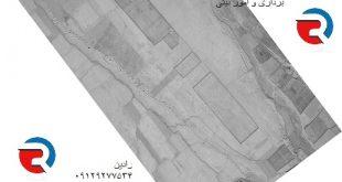 بررسی نقشه هوایی کارشناس
